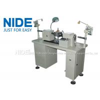 Quality Small Double flyer Armature Winding Machine ceiling fan , armature rotor Coil winding machine for sale