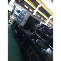 Quality Horizontal 60T Plastic Injection Blow Moulding Machine Servo Motor Type for sale