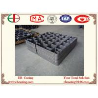 HP High Temperature-resistant Cast Steel Material Tray Parts for Cracking Furnace EB22083 for sale