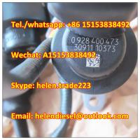 Quality BOSCH original  0 928 400 473 ,0928400473 Pressure Regulator 4088518 ,1623055, interchange 0928400484,0 928 400 484 for sale