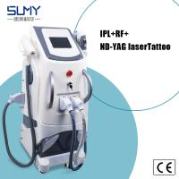 Buy Multifunctional Shr Opt IPL/IPL Laser/IPL Permanent  Hair Removal Tattoo Removal at wholesale prices