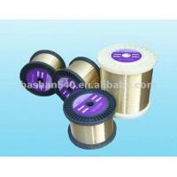Quality Finishing high quality walking wire cutting EDM brass wire by bashan for sale