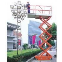 Quality 9.5m Platform Electric Scissor Lift (GCPT9.5FE) for sale