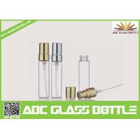 Buy Wholesale CE/ISO 5ml Tubular Glass Vial, 5ml Glass Bottle With Aluminum Pump Sprayer at wholesale prices