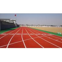 Quality Granulated EPDM Running Track No Smell For Football Training Field for sale