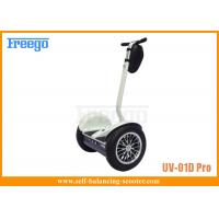 Quality Electric Chariot Two Wheel Self Balancing Vehicle , Smart Balance Car UV-01D for sale