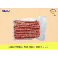 Quality PA / PE Plastic Food Vacuum Bags for Packaging 16.5 x 22 cm 68 micron for sale