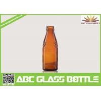 Quality Mytest Cheap 150ml Amber Syrup Glass Bottle for sale
