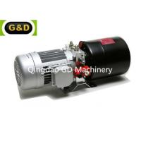 China DC 12V-24V Single Acting Hydraulic Power Pack Used for Fork Lift for sale