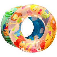 Quality 0.18mm Non-Phthalate PVC Film Inflatable Kids Toys / Inflatable Swimming Rings for sale