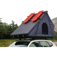 Quality Outdoor Camping Aluminum Hard Shell Roof Top Tent Safe Pop Up Tent for sale