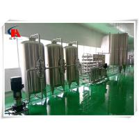 Quality Ultra Pure Industrial Water Treatment Systems Simple Operation Ro System for sale