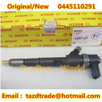 Quality BOSCH Original and New Injector Original and New CR Injector 0445110291 for BAW and FAW for sale