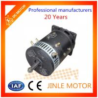 China Copper Wire Direct Drive Motor 48 V 4800 W QZD4840 For Forklift Travelling System on sale