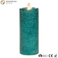 Buy 7-Inch Flickering Flame LED Pillar Candle at wholesale prices