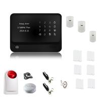Quality Multifunctional 433MHz House alarm system for sale