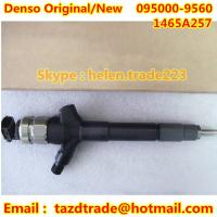 Buy DENSO Original and New Injector 095000-9560/1465A257 /1465A297 MITSUBSIHI L200 CR 4D56 at wholesale prices