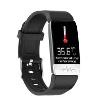 Quality Android System Temperature Smart Watch 1.14 Inch IPS Color Screen TFT Dispaly for sale