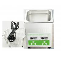 Quality Ultrasonic Printhead / 3D Printing Cleaner Ultrasonic Washing Device 40KHZ 10L for sale