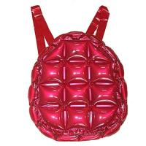 Quality Pvc inflatable promotion handbag inflatable backpack bag for sale