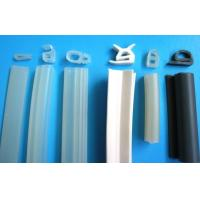 Quality Custom Silicone Rubber Sealing Strips Oven Door Gasket , Durometer Shore 40-80A for sale