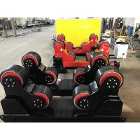Buy cheap 40-100Tons Self Aligning Pipe Welding Rollers,PU Wheels For Wind Tower And Tank from wholesalers
