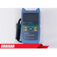 Quality Deviser AE2300 1310 / 1550nm 34 / 32dB Handheld OTDR Networking Tools Testing Equipment for sale