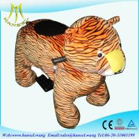 Quality Hansel high qulity battery operated plush coing animal riding for children for sale