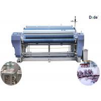 Quality Plain Shedding Textile Water Jet Loom Machine Mechanical Take - Up / Let - Off for sale