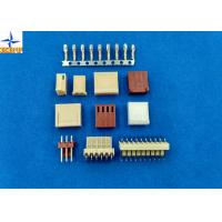 Quality Pitch 2.54mm Single Row 02p To 20p Housing PA66 UL94V-0 Wire To Board Connectors for sale