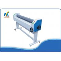 Quality 1600 Manual Cold Laminator Low Temperature For Outdoor / Indoor Advertisement for sale