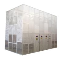 Dry Type Distribution Transformer Parts IP20 - Class Protective Enclosure