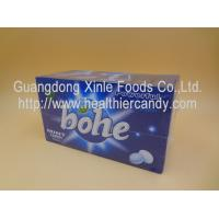 Quality Portable Healthy Cool / Sweet Bohe Menthol Candy Low Energy ISO90001 Certificate for sale