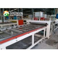 Quality Nonwoven Fiber Glass Laminated Gypsum Ceiling Tiles Production Line for sale