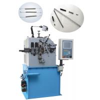 China High Precision Extension Spring Machine Servo Motor For Different Shaped Spring on sale