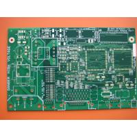 Quality Immersion Silver 4 Layer Multilayer PCB Fabrication For Access Control / Printers for sale