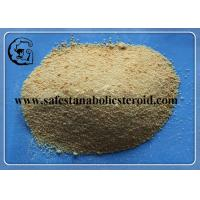 Quality 99% Light Yellow Trenbolone Base Muscle Bodybuilding Steroid Powder CAS 10161-33-8 for sale