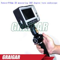 Buy cheap Φ8mm 3D measuring electrical instruments 360 degree turn endoscope from wholesalers