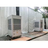 250 - 375 m2 Cooling Area Industrial Tent Air Conditioner / Drez - Aircon Package Unit AC for sale