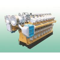 Quality 440KV 11KV Synchronous Diesel Engine Generator Set Industrial Eco Friendly for sale