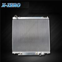 Quality 98-05 Ford F-250 350 Aluminum Racing Radiator , Super Duty Diesel 3 Row Aluminum Radiator for sale