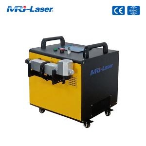 Quality Laser Cleaning Machine For Rust Cleaning 60W 60watt 5000mm/s for sale
