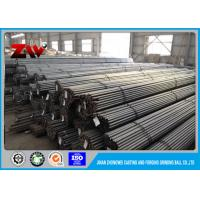 Precise Size Low carbon grinding rods HRC 60-68 for Power Plant / Ball Mill for sale
