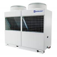 Buy Heating / Cooling 66kW Air Cooled Modular Chiller Electric Air Source Heat Pump at wholesale prices