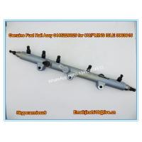 China Genuine Fuel Rail Assy 0445226025 for CUMINS ISLE 3963815 on sale