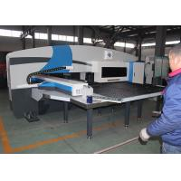 Quality Servo CNC Turret Punch Press Machine 80m/Min for sale