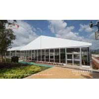 Buy cheap Glass marquee tent for VIP guests receptions and outdoor party from wholesalers