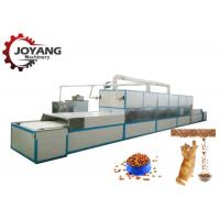 Buy cheap High Efficiency Conveyor Belt Microwave Drying And Sterilization Machine For Pet from wholesalers