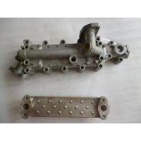 China High Precision Oil Cooler Parts Hino EH07D Oil Cooler Cover Radiator Type 4.3kg on sale