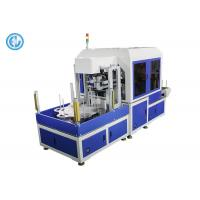 """Quality IC Trays Automatic Labeling Machine Diameter 7""""-13"""" 1 Year Warranty for sale"""